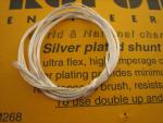 Koford Silver plated shunt wire