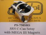 Proslot SRS C-Can set-up kit con magneti Mega III