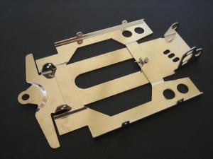 Champion telaio 1/24 Turbo Flex per produzione