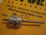 """Koford allineatore per magneti e bronzine/cuscinetti, diametro: .490"""""""
