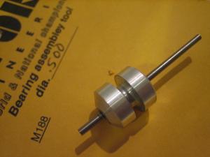 """Koford allineatore per magneti e bronzine/cuscinetti, diametro: .500"""""""
