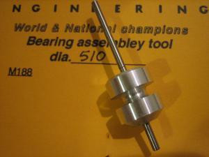 """Koford allineatore per magneti e bronzine/cuscinetti, diametro: .510"""""""