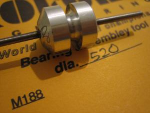 """Koford allineatore per magneti e bronzine/cuscinetti, diametro: .520"""""""