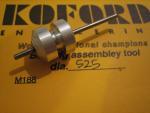 """Koford allineatore per magneti e bronzine/cuscinetti, diametro: .525"""""""