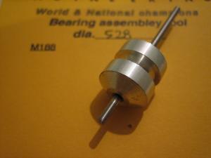 """Koford allineatore per magneti e bronzine/cuscinetti, diametro: .528"""""""