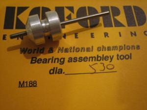 """Koford allineatore per magneti e bronzine/cuscinetti, diametro: .530"""""""