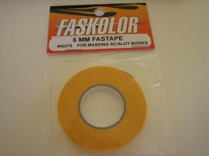 """Faskolor """"Fastape"""" nastro per mascherare le carrozzerie da 6 mm"""