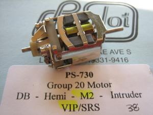 Proslot motore gruppo 20, indotto 38 gradi