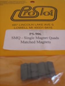 """Proslot magneti """"SMQ"""" (single magnet quads) per cassa C"""