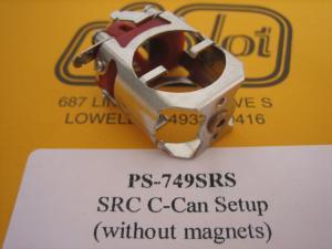 Proslot SRS C-Can set-up kit (senza magneti)