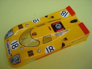 1/24 JK Porsche 917 Sandeman dipinta