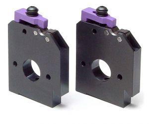 Hudy supporto fisso tipo HSG per tornietto indotti Hudy 101100 (2 pezzi)