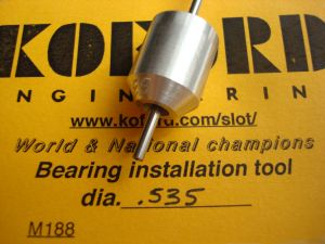 """Koford allineatore per magneti e bronzine/cuscinetti, diametro .535"""""""