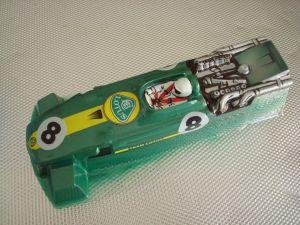 Red Fox 1/24 Retro Lotus F1, carrozzeria dipinta