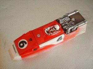 Red Fox 1/24 Retro Cooper F1, carrozzeria dipinta