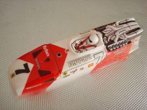Red Fox 1/24 Retro Ferrari F1, carrozzeria dipinta