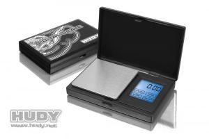Hudy micro bilancia di precisione 300g./0,01g.