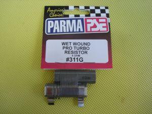 Parma resistenza 4 ohm Wet Wound Pro Turbo
