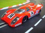 NSR Porsche 917K 1000Km Brands Hatch 1970 #14, pilota: David Piper, SW e motore Shark 20K