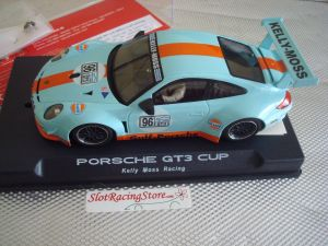 NSR Porsche 997 GT IMSA #96 Gulf, Sebring,  AW e motore King EVO3