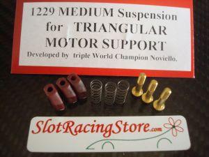 NSR kit sospensioni medie per supporto motore triangolare