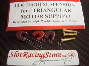 NSR kit sospensioni dure per supporto motore triangolare