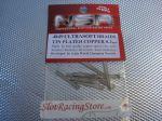 NSR spazzole stagnate , spessore 0,2mm, 10 pcs
