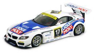 Scaleauto Bmw Z4 GT3 24h Dubai 2011 #17 Team Engstler