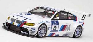 Scaleauto BMW M3 GTR Motorsport GT2 24h Nurburgring 2010 #25 winner