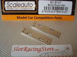 Scaleauto set montaggio carrozzeria per telaio SC-8000