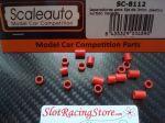 Scaleauto confezione spessori in plastica per assali da 3 mm