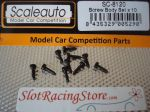 Scaleauto viti per montaggio carrozzeria modelli 1/24 (10 pezzi)