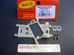 Slot.it supporto motore AW 1.0mm Offset Boxer/Flat EVO6 - HARD