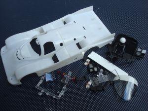 Slot.it Porsche 962C LH body kit