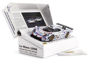 Slot.it Porsche 911 GT1 EVO 98 n.26 1st Le Mans 1998