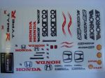 Adesivi racing - universali 03
