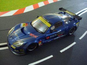 NSR Chevrolet Corvette C6R Super GT 2012 series, AW e motore King EVO 21K