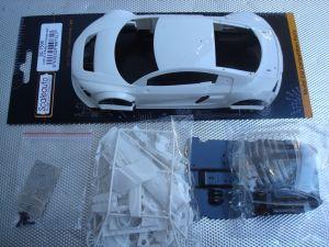 Scaleauto Audi R8 LMS GT3 kit carrozzeria