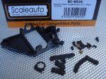 Scaleauto supporto motore Angle Winder Offset 0,5mm per telaio RT-3