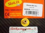 """Slot.it corona In-Line 28 denti """"step 2"""", inserto in bronzo"""