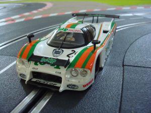 Slot.it Lancia LC2-84 Totip, Team Jolly Club n.29 , 1000 km. Imola 1984, drivers: P.Martini - M. Baldi
