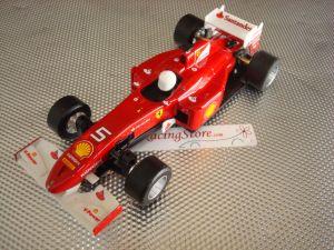 AllSlotCar GP Formula Evo rossa n° 5