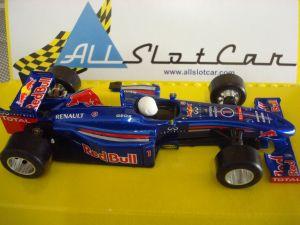 AllSlotCar GP Formula Evo blu n° 1