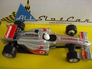AllSlotCar GP Formula Evo grigia n° 3