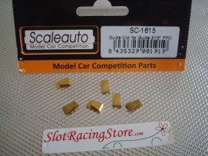 """Scaleauto clips in ottone per pick-up Pro 3/16"""""""