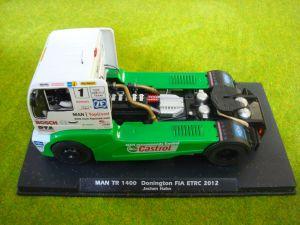 FLY Man TR1400 Castrol Donington Fia ETRC 2012 - pilota: Jochen Hahn