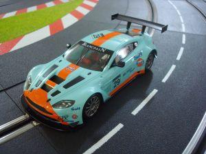 NSR Aston Martin Vantage GT3 Gulf edition #29, AW e motore King EVO3