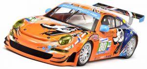 Scaleauto Porsche 911 RSR GT3 24h Le Mans 2011 #80 Flying Lizard