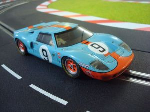Slot.It  Ford GT40 - n.9  1st Le Mans 1968