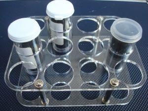 Dubick stand per confezioni ruote della misura JK (23mm)